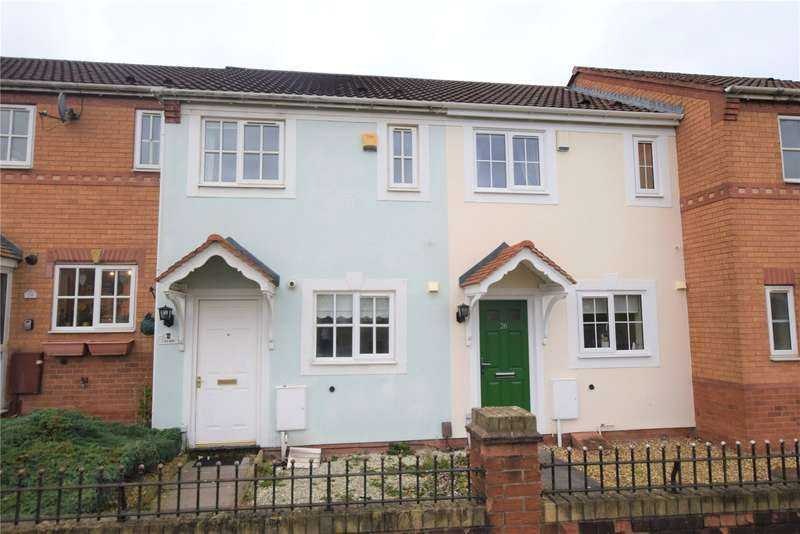 2 Bedrooms Terraced House for rent in 27 Farriers Green, Lawley Bank, Telford, TF4