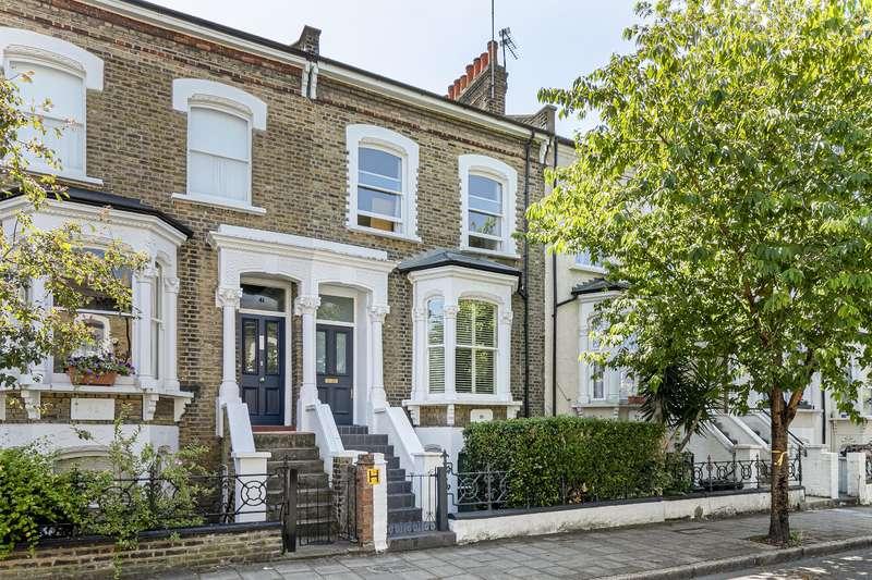 5 Bedrooms Terraced House for sale in Dynevor Road, London, N16