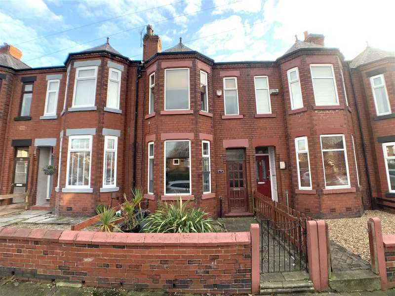 2 Bedrooms Terraced House for sale in Lightoaks Road, Salford, Manchester