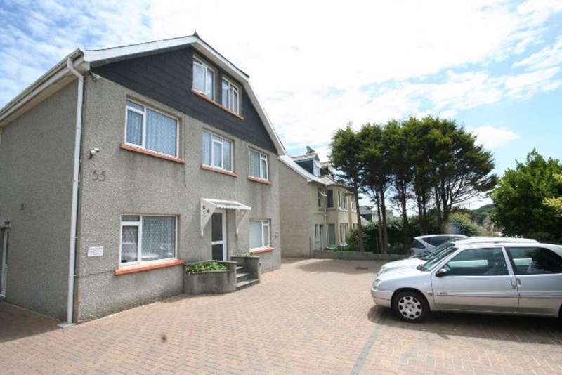 Studio Flat for rent in Ulalia Road, Newquay