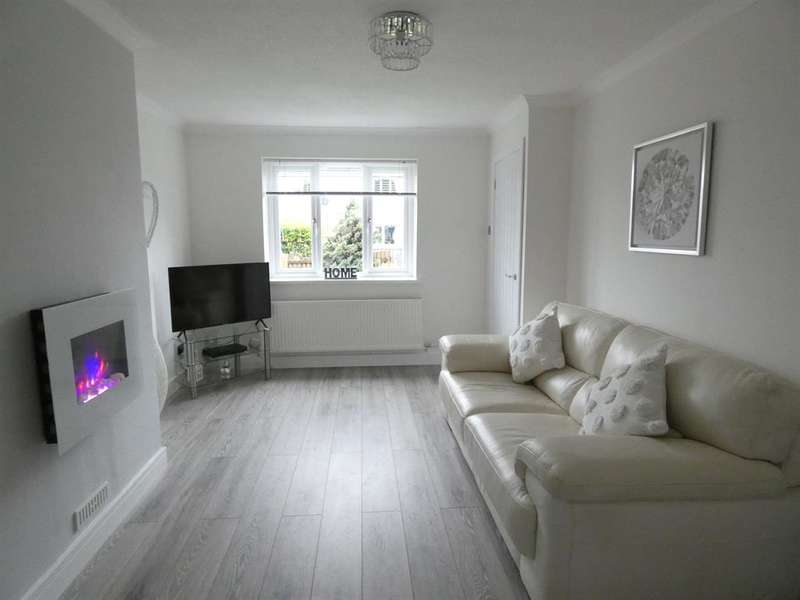2 Bedrooms Terraced House for sale in John Colligan Walk, Cleator Moor, CA25 5JY