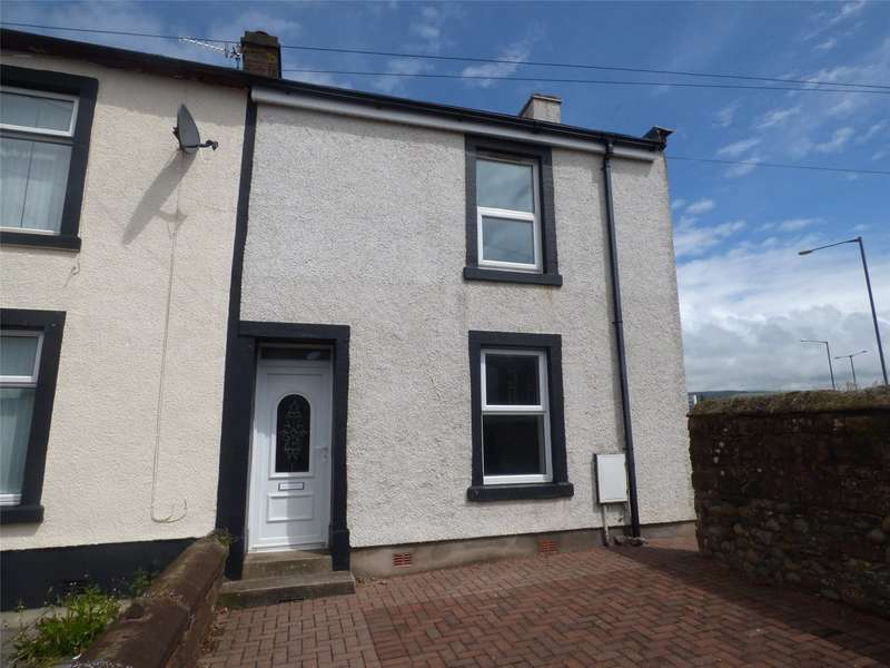 2 Bedrooms End Of Terrace House for rent in North Road, Egremont, Cumbria, CA22 2PR