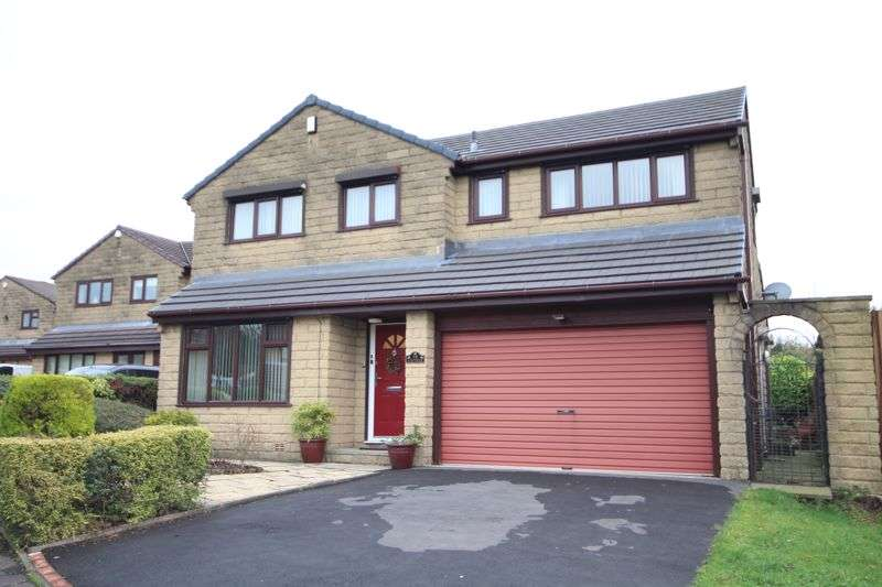 4 Bedrooms Property for sale in AINTREE DRIVE, Bamford, Rochdale OL11 5SH