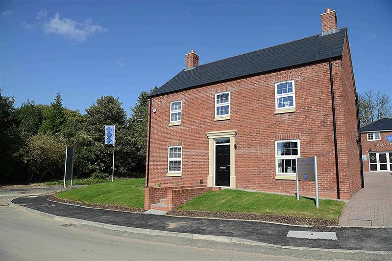 4 Bedrooms Detached House for sale in Honeyholes Lane, Dunholme, Lincoln