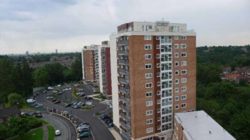 1 Bedroom Flat for rent in Lakeside, Manchester