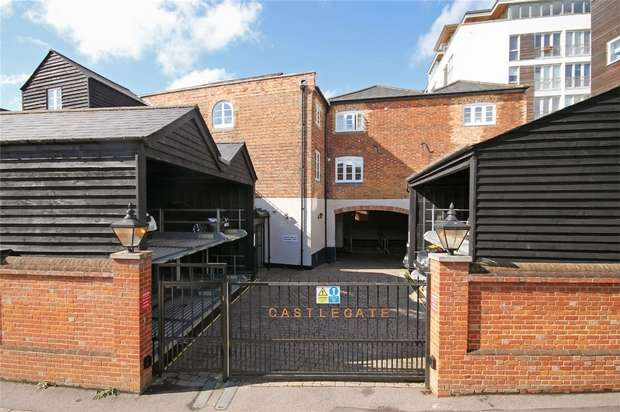 2 Bedrooms Flat for sale in Castle Gate, Castle Mews, Bedford