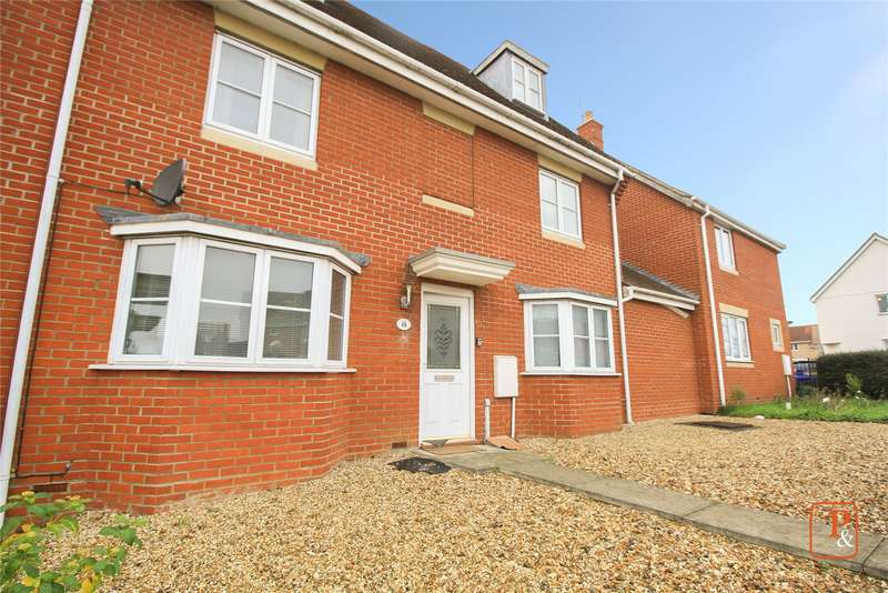 4 Bedrooms House for rent in Hakewill Way, Colchester, Essex, CO4