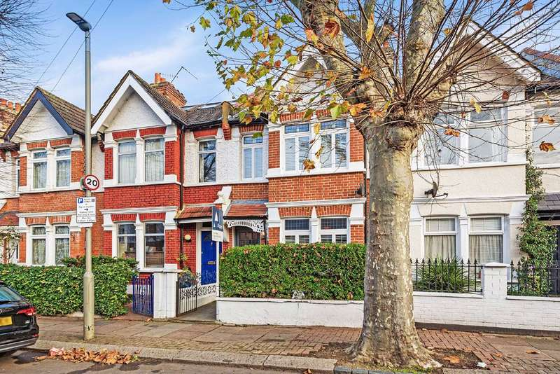 5 Bedrooms Terraced House for sale in Gassiot Road, Tooting