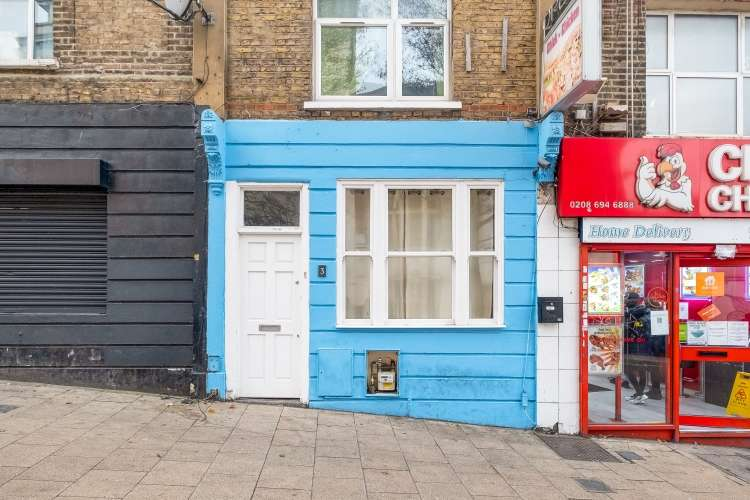 1 Bedroom Flat for sale in Clifton Rise London SE14