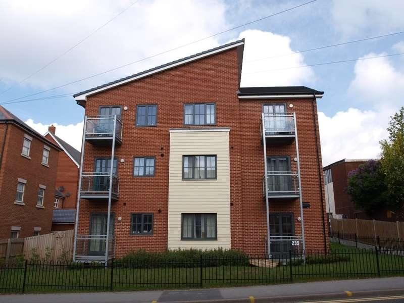 2 Bedrooms Flat for rent in 235 Woodbridge Road Ipswich IP4 2RA
