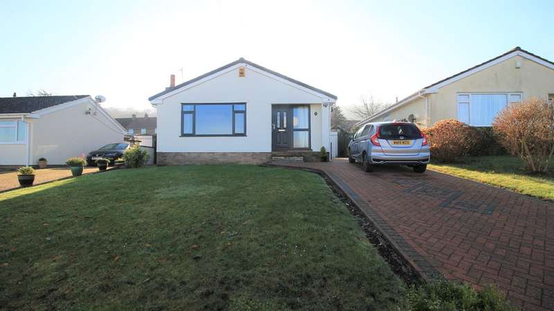 2 Bedrooms Detached Bungalow for sale in Chestnut Close, Banwell