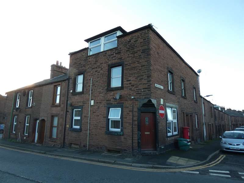 1 Bedroom Terraced House for sale in Brougham Street, Penrith, CA11 9DW
