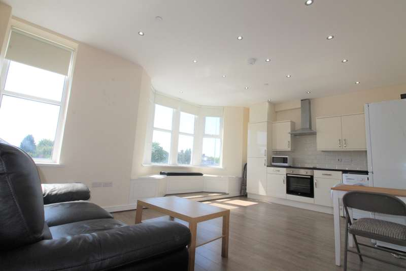 2 Bedrooms Flat for rent in North Road , Heath , Cardiff