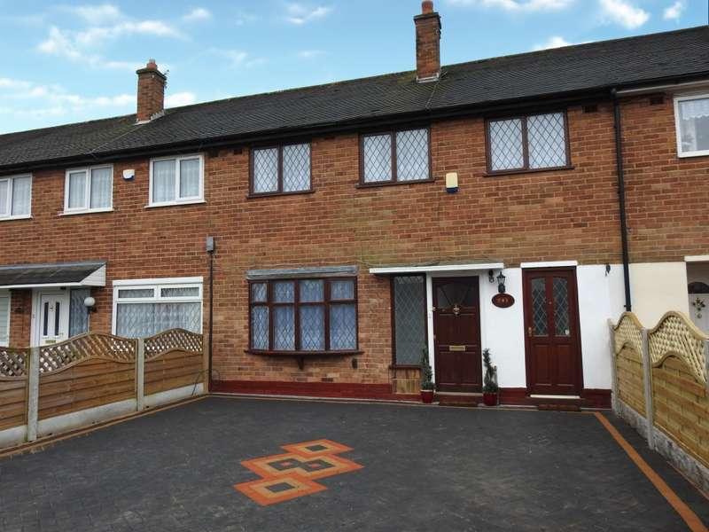 3 Bedrooms Terraced House for rent in Blackpool Road, Preston, PR2