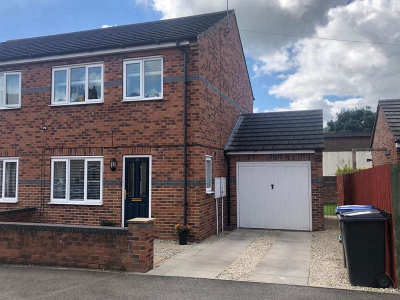 3 Bedrooms Semi Detached House for rent in Prospect Terrace, Willington, DL15