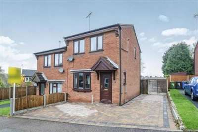 2 Bedrooms House for rent in Heathbank Drive, Huntington, WS12