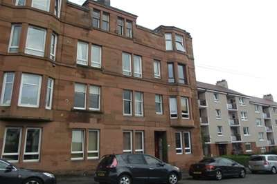 1 Bedroom Flat for rent in Ellangowan Road, Shawlands