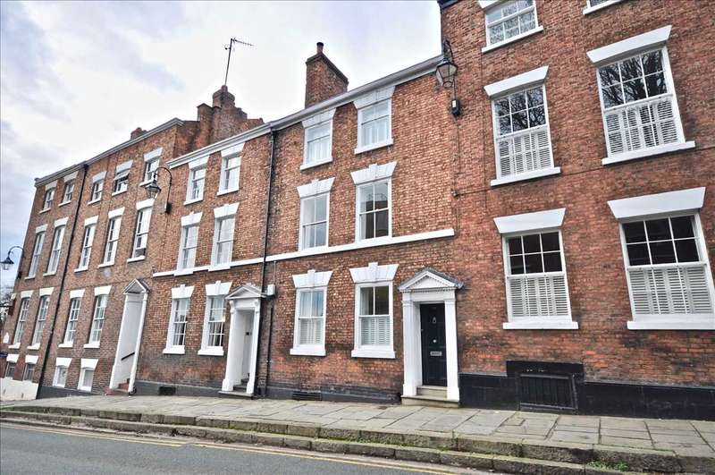 4 Bedrooms Terraced House for sale in Watergate Street, Chester, Chester