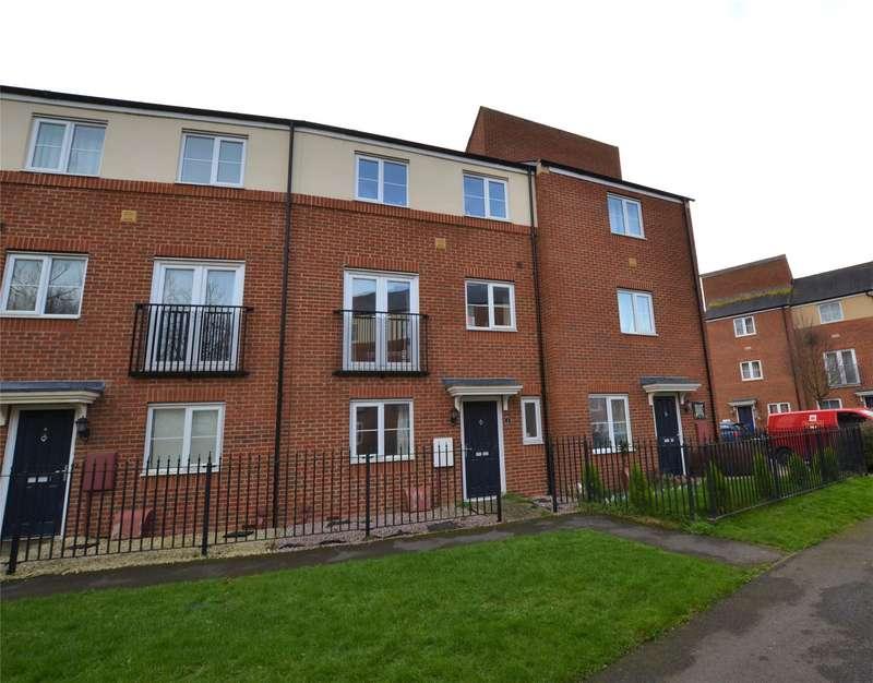 5 Bedrooms Terraced House for rent in Old Spot Walk, Longhorn Avenue, Gloucester, GL1
