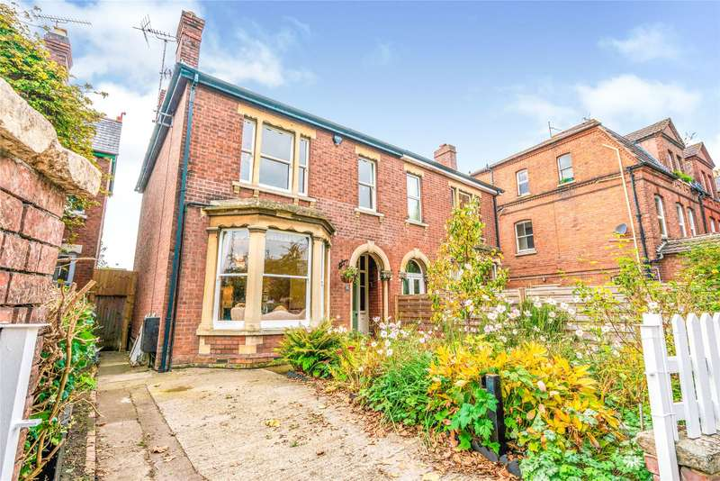 6 Bedrooms Semi Detached House for sale in Denmark Road, GLOUCESTER, GL1