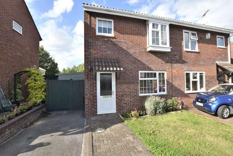 3 Bedrooms Semi Detached House for sale in Allington Drive, Barrs Court, Bristol, BS30