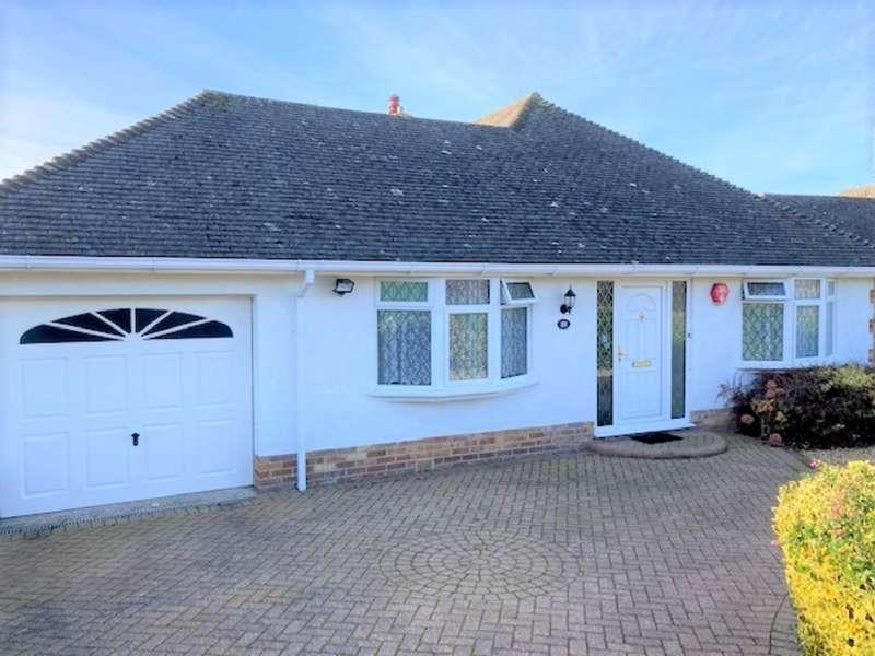2 Bedrooms Detached Bungalow for sale in Danes Close