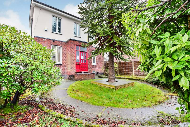 3 Bedrooms Detached House for sale in Slade Lane, Manchester, Greater Manchester, M19