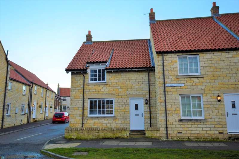 2 Bedrooms End Of Terrace House for rent in Main Street, Seamer