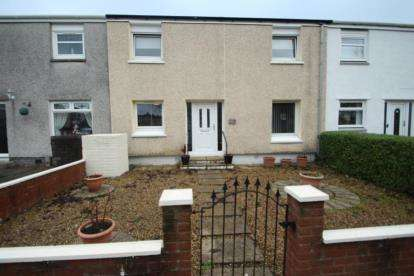 3 Bedrooms Terraced House for sale in Michael Terrace, Chapelhall, Airdrie, North Lanarkshire