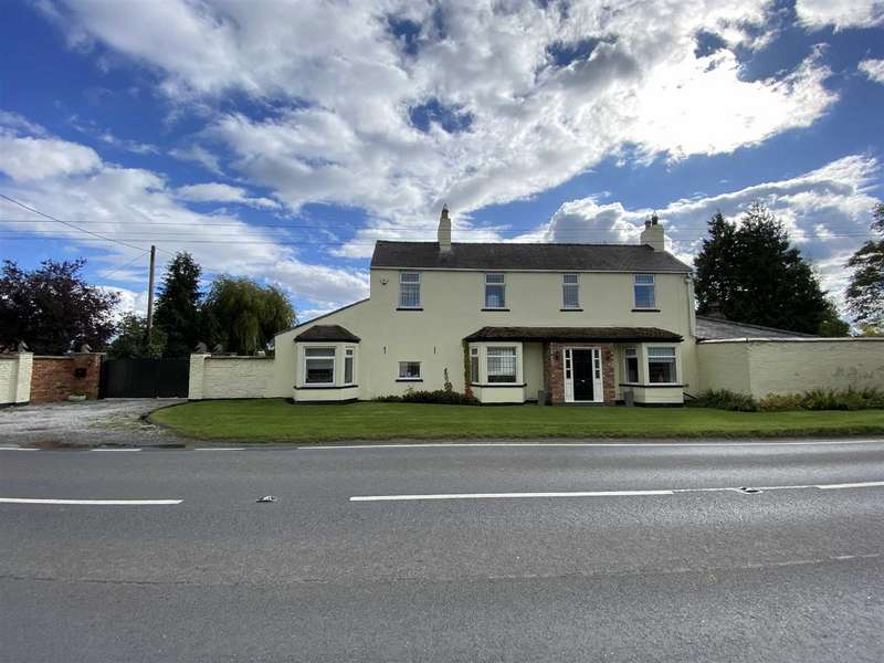 5 Bedrooms Farm House Character Property for sale in Water End, Holme On Spalding Moor, York