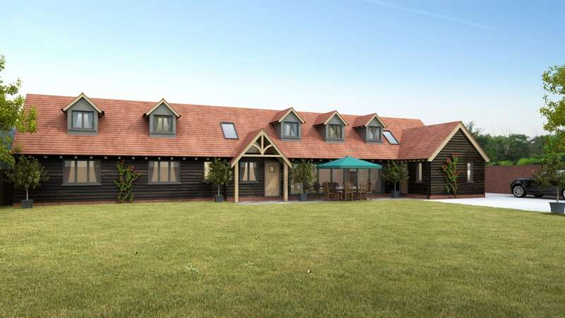 3 Bedrooms Barn Conversion Character Property for sale in Braintree Road, Shalford, Braintree