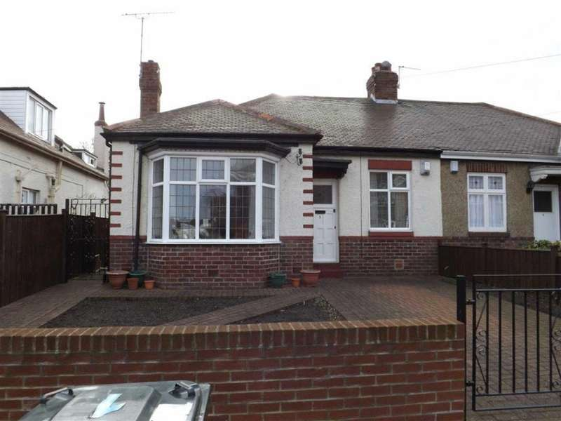 3 Bedrooms Bungalow for rent in Athol Gardens, Whitley Bay