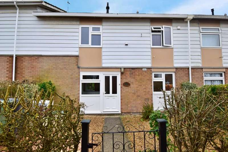 3 Bedrooms Terraced House for rent in Fountains Close, Popley, Basingstoke, Hampshire, RG24