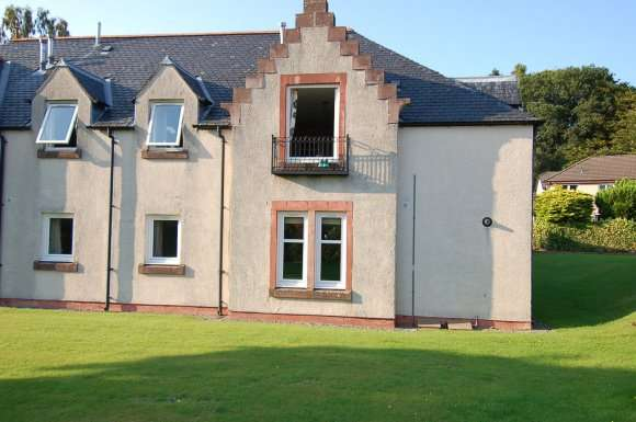 2 Bedrooms Flat for rent in Springwood Avenue, Stirling