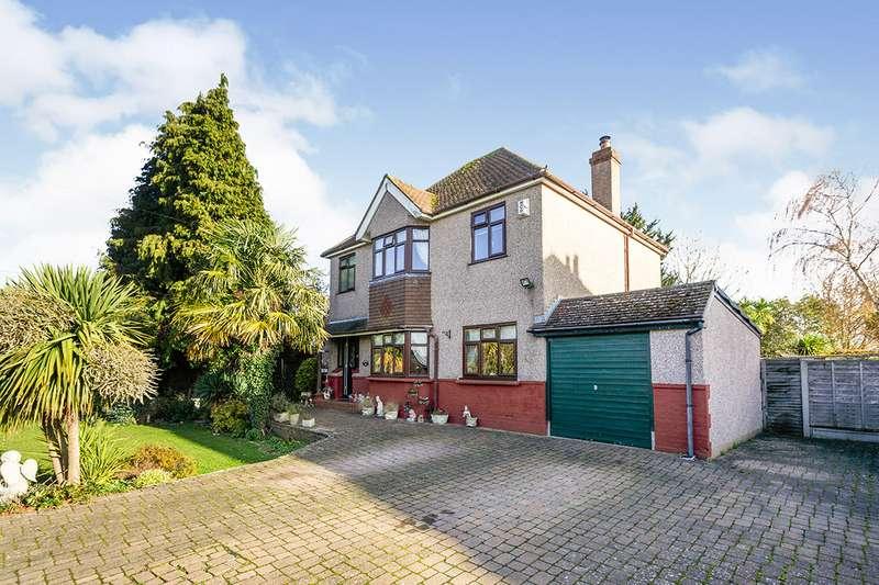 4 Bedrooms Detached House for sale in Nurstead Lane, Longfield Hill, Kent, DA3