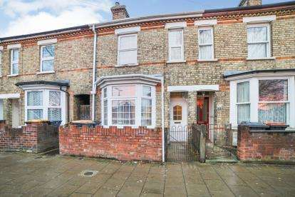 3 Bedrooms Terraced House for sale in Westbourne Road, Bedford, Bedfordshire, .