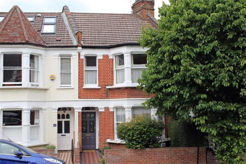 3 Bedrooms Terraced House for sale in Victoria Road, Alexandra Park