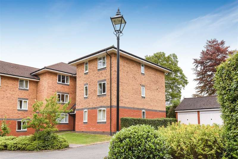 2 Bedrooms Apartment Flat for rent in Masefield Gardens, Crowthorne
