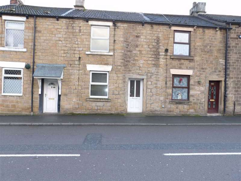 2 Bedrooms Terraced House for rent in Dinting Vale, Glossop