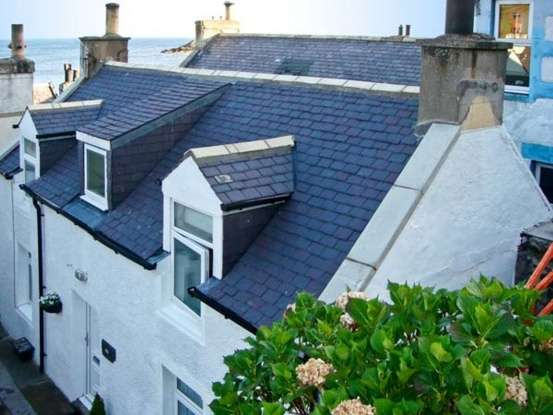 2 Bedrooms Cottage House for sale in Seatown, Banff, Banffshire, AB45 3YQ