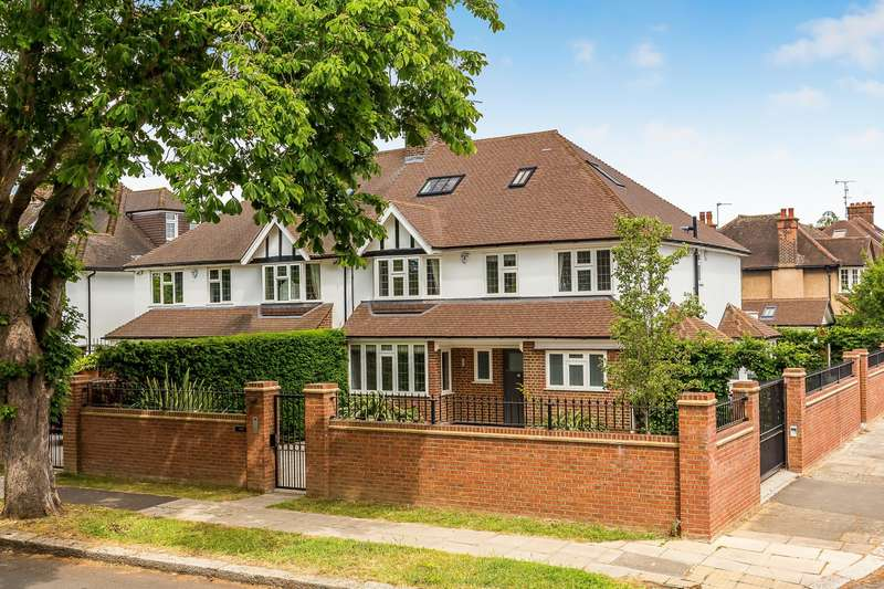 5 Bedrooms House for rent in Hartington Road, Chiswick W4