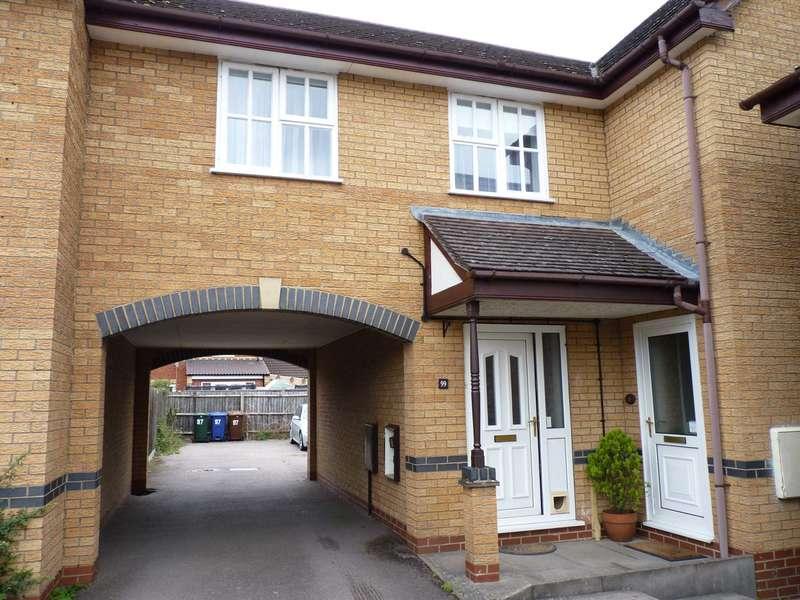 1 Bedroom Terraced House for rent in Merganser Drive, Bicester