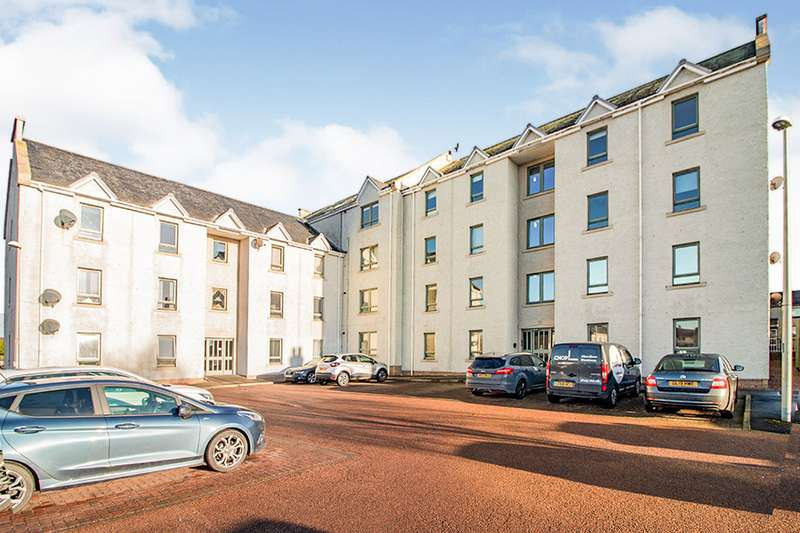 2 Bedrooms Apartment Flat for sale in Sharpe Place, Montrose, Angus, DD10