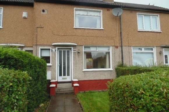2 Bedrooms Property for rent in Fauldswood Crescent, Paisley