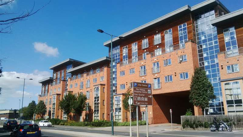 2 Bedrooms Apartment Flat for rent in The Pinnacle, Ings Road, Wakefield, WF1 1DG