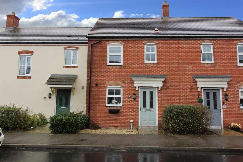 3 Bedrooms Terraced House for rent in Finn Farm Road, Bridgefield, TN25 7AB