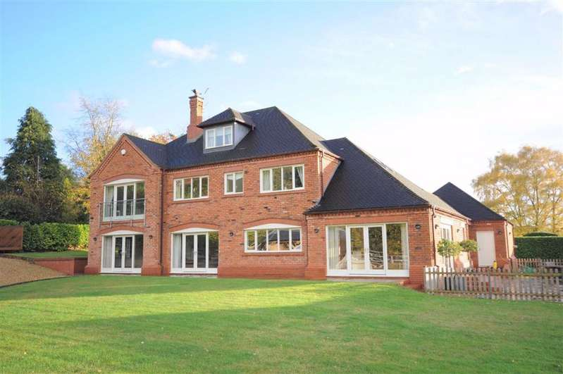 5 Bedrooms Detached House for sale in Snape Hall Road, Whitmore