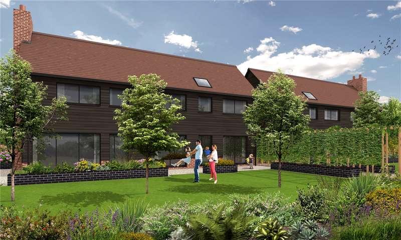 4 Bedrooms Semi Detached House for sale in Elsenham