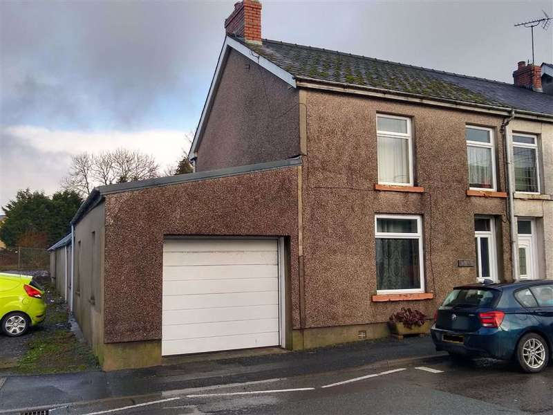 3 Bedrooms Semi Detached House for sale in Market Street, Whitland, Carmarthenshire