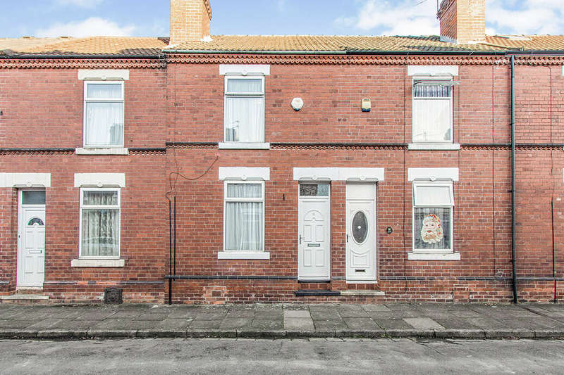2 Bedrooms House for sale in Denison Road, Hexthorpe, Doncaster, DN4